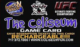 Coliseum GameCard Screenshot 270px
