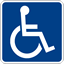 Handicapped Accessible sign 64px